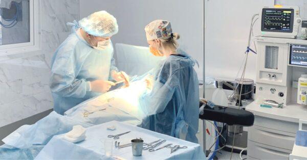 Операції на шкірі та м'яких тканинах